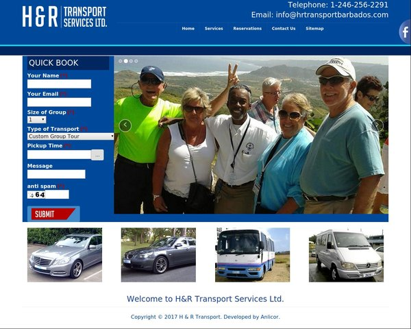 H & R Transport Services Limited